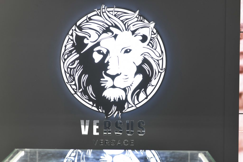 VERSUS owned by the house of VERSACE