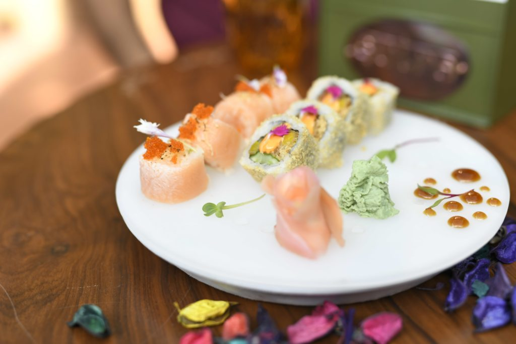 New Destination for Sushi Lovers in heart of Noida