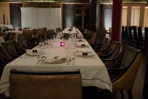 Chini is a Fine Dining Restaurant at The Roseate