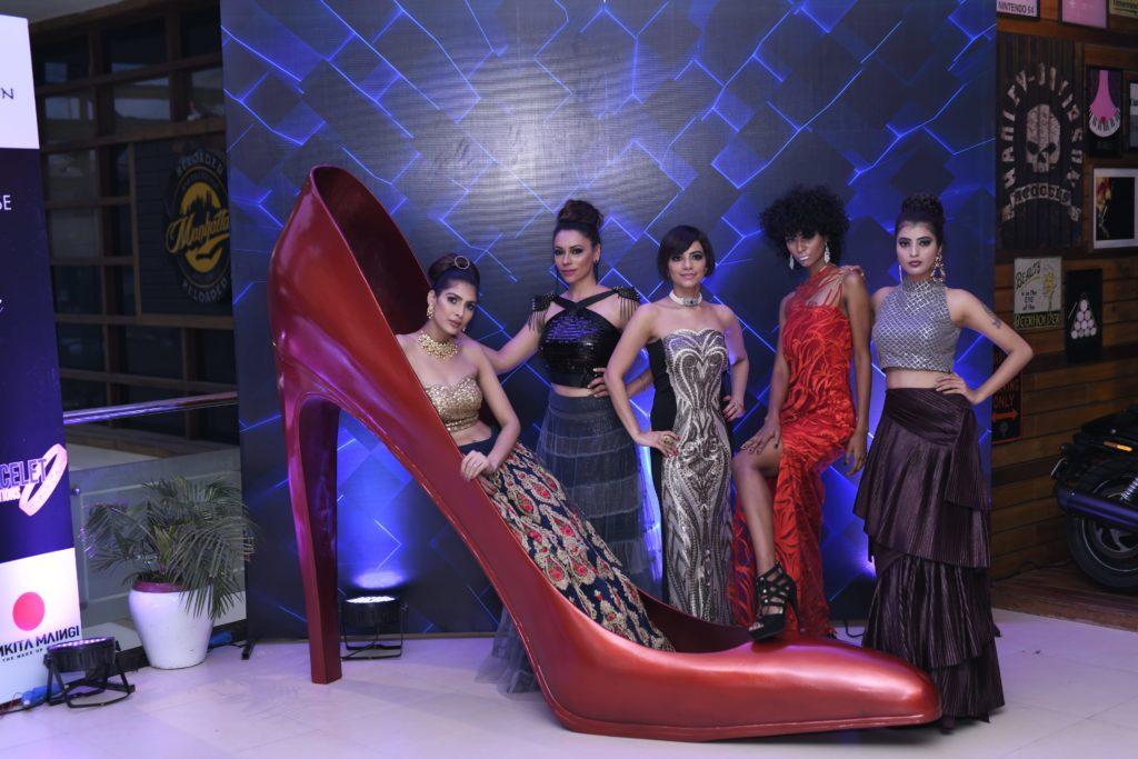 The Moonbroch Atelier Couture Collection'19 unveiled at Slay The Runway – For a Cause