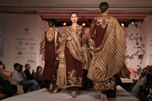 """""""Fashion is the most potent form of non-verbal communication and this is where we find a synergy with Tamana"""""""