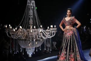 Meticulous craftsmanship, a strong design sensibility and undying love for sartorial research, the Suneet  Varma