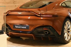 Introducing The New Vantage the Successor to a True Sporting Dynasty.