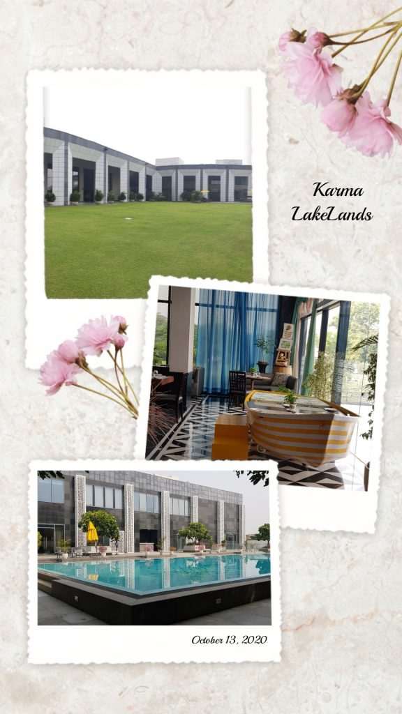 Karma Lakelands a beautiful place is just where nature meets luxury.